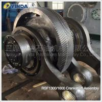 Wholesale RSF-1300/1600 Mud Pump Accessories Crankshaft Assembly RS11309.02.00 Industrial from china suppliers