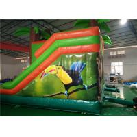 Buy cheap Tree Kids Commercial Bounce House Full Digital Printing Convenient Installation from wholesalers