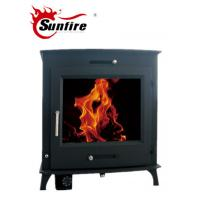 Buy cheap Steel Wood Furnace with Water Jacket, Steel Wood Radiator Stove from wholesalers