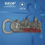 Buy cheap Ustka souvenir fridge magnet,metal fridge magnet from wholesalers