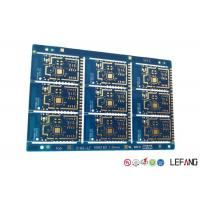 Wholesale Electronics Communication High Frequency PCB 2 Layers ENIG Surface Treatment from china suppliers