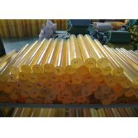 Buy cheap High Tensile Strength PU Polyurethane Rod 300mm With Impregnant Resistant from wholesalers