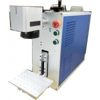 Buy cheap Low Energy Desktop UV Laser Marking Machine For Mechanical Part Hardware Tools product