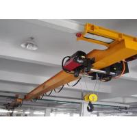 Buy cheap Single Beam European Overhead Crane Floor / Ceiling Mounted For Warehouse from wholesalers