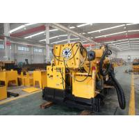 Wholesale Surface Wire Line Core Hydraulic Drilling Rig , 1300m Depth CSD1300H from china suppliers