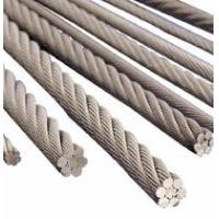 Buy cheap Stainless Steel Balustrade Wire Rope - AISI316 from wholesalers