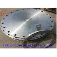 Buy cheap 1.4410 A182 F55 Inconel Alloy Steel Spectacle Blind Flange DN25 DN100 from wholesalers