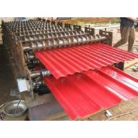 Buy cheap Double-Deck Roll Forming Mahcine (850-860) from wholesalers