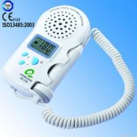 Buy cheap Fetal Baby Heartbeat Monitor Doppler from wholesalers