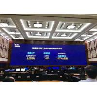 Buy cheap PC Frame P3 Full HD LED TV Rental With 256 Auto / Manual Brightness Adjustable from wholesalers
