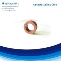 Buy cheap High Inductance Nanocrystalline Amorphous Toroidal Ferrite Core from wholesalers