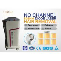 Buy cheap Non Channel Professional Laser Hair Removal Equipment , Advanced Beauty Salon Equipment from wholesalers
