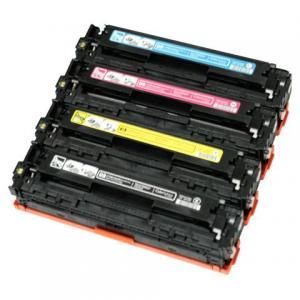 China Laser Cartridge for HP CB540A, CB541A, CB542A, CB543A (Color LaserJet 1215) on sale