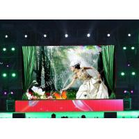 China 1/11 scan P5.95 background Indoor Full Color LED display  panels with SMD3528 for stage on sale