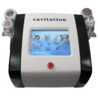 Buy cheap Vacuum Ultrasonic Cavitation Liposuction Beauty Equipment RF For Buttocks And Thigh , Non Invasive from wholesalers