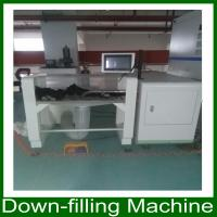 Buy cheap New design polyester fibre filling machinefor jack cloth/100% polyester fiber pillow filling machine with low price from wholesalers