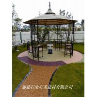 China Pebble Stone Tile/ Porous Stone for Landscaping Project on sale