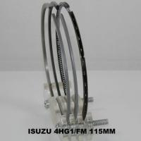 Buy cheap Teflon 4HG1 Diesel Engine Piston Ring Set 4 Cylinder For Isuzu Spare Parts from wholesalers