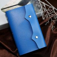 Buy cheap women business ultra big volume credit PU leather card holder for 108 cards place hand bag from wholesalers