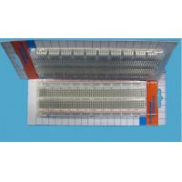 Buy cheap Universal Solderless Bread Board Transparent Full Nickel Plating 165x55x10 mm from wholesalers