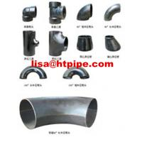 Wholesale ASME SA420 WPL8 alloy steel pipe fittings from china suppliers