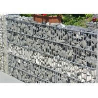Buy cheap 50x50mm Welded Wire Gabions Mattress / Welded Gabion Stone Cage Box from wholesalers