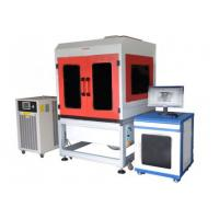Buy cheap Large 3D Washed Denim Laser Marking Macine For Jeans , Clothing , Leather from wholesalers