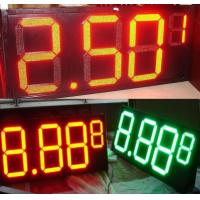 China LED Digital Gas Price Sign for Gas Station on sale