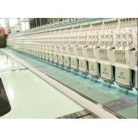 43 heads lace embroidery machine