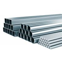 Buy cheap Custom Welded Galvanized Steel Products Stainless Steel Square / Round Pipes from wholesalers
