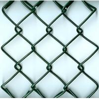 Buy cheap 10 YEARS Manufacturer of Galvanized Chain Link Fence/PVC Coated Chain Link Fence Price/Electro Galvanized Iron Fence from wholesalers