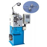 Buy cheap Multifunctional Coiling Spring Machine , Spring Maker Machine With High Output from wholesalers