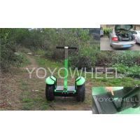 Wholesale Off road electric Chariot X2 Two Wheel Stand Up Electric Scooter / 40KM self balance scooter from china suppliers