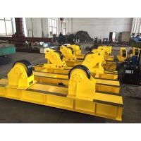 Buy cheap 20T Capacity Hydraulic Lifting Conventional Welding Rotator Automatic Tank Butting from wholesalers