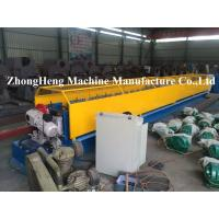 Buy cheap Metal Down Pipe Roll Forming Machine CNC Tube Bender With Elbow Machine ISO / CE from wholesalers