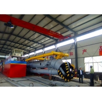 Buy cheap Two Independent Diesel Engines Cutter Suction Dredger from wholesalers