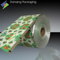 Buy cheap Colored Printing Flexible Packaging Film Durable with Perforation Hole from wholesalers