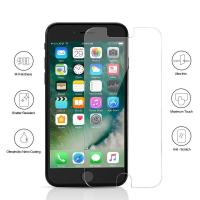 Wholesale 9H Full Tempered Glass Bubble Free Iphone Screen ProtectorCase Friendly from china suppliers