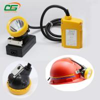 Wholesale Mining Industry Light 1W 6.6Ah Led Battery Explosionproof Security from china suppliers