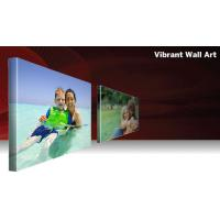 Buy cheap No Frame fine art canvas printing service , butterfly flower food portrait print from wholesalers