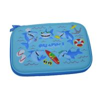 Buy cheap 3D Pencil Case Factory Price Style Cute Embossed Hardtop Kids EVA from wholesalers