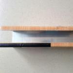 Buy cheap Cheap wood grain aluminium square tube construction materials from wholesalers