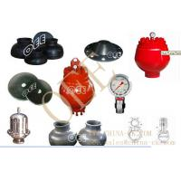 Buy cheap TWCX*OEE Emsco F500/800/1000/1300/1600 PZ9, 12P160 Mud pump pulsation dampener and bladder from wholesalers