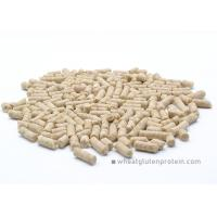 Buy cheap Wheat Protein in Pellet for Eel / Shrimp and Marine Fish Feedstuff from wholesalers