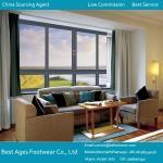 Buy cheap Aluminium casement window/aluminum glass panel window/aluminum window and door from wholesalers