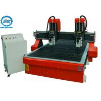 Buy cheap Factory Price 4x8ft Wood CNC Router Machine For Sale At Low Price With 2 Heads from wholesalers