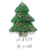 Buy cheap Christmas tree ornaments decoration handmade artificial crafts indoor and ourdoor from nature material from wholesalers