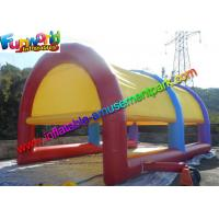 Buy cheap Exhibition Sewing Inflatable Tent Giant With Certificated Blower from wholesalers