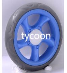 Buy cheap EVA baby doll stroller wheel baby pram wheels from wholesalers