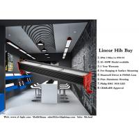 300W High Bay LED Industrial Suspended Lighting 110lm/W With PMMA Lens , High Brightness Manufactures